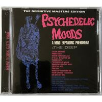 Deep, The - Psychedelic Moods (Definitive Masters Edition) CD CICD-977