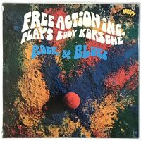 Free Action Inc. - Plays Eddy Korsche Rock & Blues LP AMSLP075