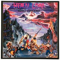Heavy Load - Metal Conquest LP BD-157-1