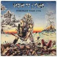 Heavy Load - Stronger Than Evil LP TLP 834