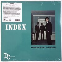 Index - Originals Vol. 1 (1967-68) LP LION LP-176