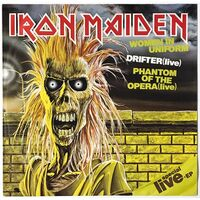 Iron Maiden - Women In Uniform EP