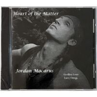 Macarus, Jordan - Heart Of The Matter CD