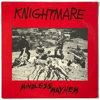 Knightmare - Mindless Mayhem LP KN86