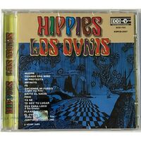 Los Ovnis - Hippies CD ECO703