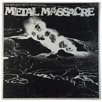Various Artists - Metal Massacre LP MBR 1001