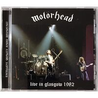 Motorhead - Live In Glasgow 1982 CD Top 12