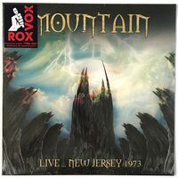 Mountain - Live...New Jersey 1973 LP RVLP2086