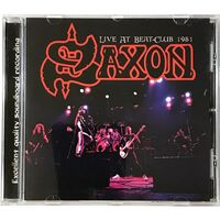 Saxon - Live At Beat-Club 1981 CD AIR 51