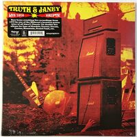 Truth and Janey - Erupts! 2-LP ROCK/LION050-V-1