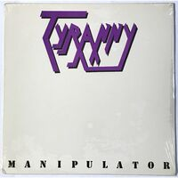 Tyranny - Manipulator LP Canyon