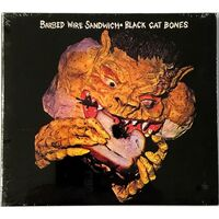 Black Cat Bones - Barbed Wire Sandwich CD RFM 114