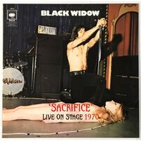 Black Widow - Sacrifice Live On Stage 1970 LP VER 51