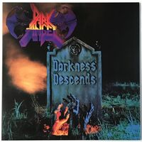 Dark Angel - Darkness Descends LP HRR 347