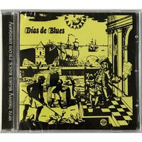 Dias De Blues - Dias De Blues CD Gem 109