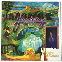 Fantasy - Paint a Picture LP ARLP517