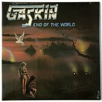 Gaskin - End Of The World LP HRR 614