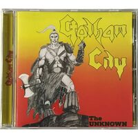 Gotham City - The Unknown CD GEM 115