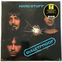 Hard Stuff - Bulletproof LP (+CD) MBLP 1001