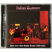 Indian Summer - Rare Live And Studio Tracks 1970-1971 CD AIR 43
