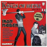 Iron Maiden - Kings Of Metal 1978-1980 LP SFL-6629