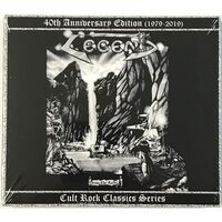 Legend - From the Fjords CD CULTROCKLGNDCD