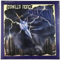 Manilla Road - Invasion LP HRR 623