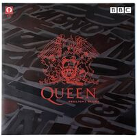 Queen - Redlight Blues LP KTU 12