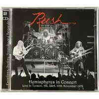 Rush - Hemispheres In Concert 2-CD AIR 36
