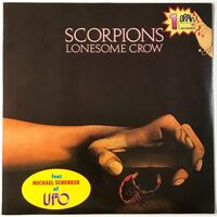 Scorpions - Lonesome Crow LP 8257391