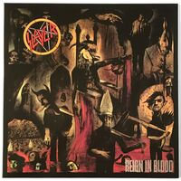 Slayer - Reign In Blood LP 924 131-1