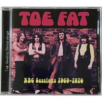 Toe Fat - BBC Sessions 1969-1970 CD AIR 16