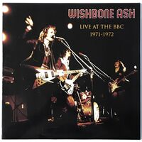 Wishbone Ash - Live At The BBC 1971-1972 2-LP VER 52