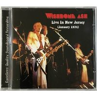 Wishbone Ash - Live In New Jersey (January 1974) CD AIR 39