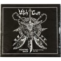 Witch Cross - Fighting Back The Studio Anthology 1983-1985 CD HRR 677CD
