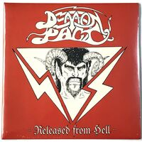 Demon Pact - Released From Hell LP HRR 104