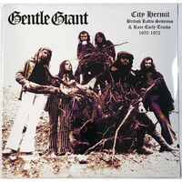 Gentle Giant - City Hermit British Radio Sessions & Rare Early Tracks 1970-1972 LP Atos 5