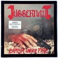 Juggernaut - Baptism Under Fire LP MB 72115-2