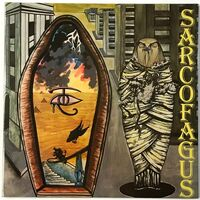 Sarcofagus - Cycle of Life LP SVR032