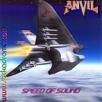 Anvil - Speed of Sound CD