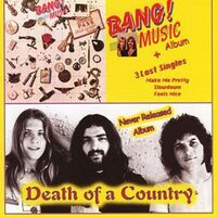 Bang - Music / Death of a Country CD