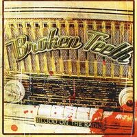 Broken Teeth - Blood on the Radio CD Pero1532