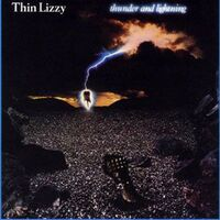 Thin Lizzy - Thunder and Lightning CD WOU 3831