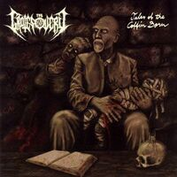 The Grotesquery - Tales of the Coffin Born CD CYC-048-2