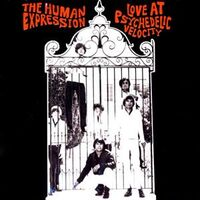 Human Expression - Love at Psychedelic Velocity CD CICD-9667