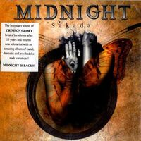 Midnight - Sakada CD BLRCD090