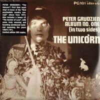 Grudzien, Peter - The Unicorn / The Garden of Love 2LP SUBLP23