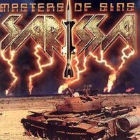 Sarissa - Masters of Sins CD