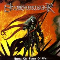 Stormbringer - Among the Flames of War CD EMR021