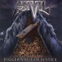 Anvil - Juggernaut of Justice CD TE197